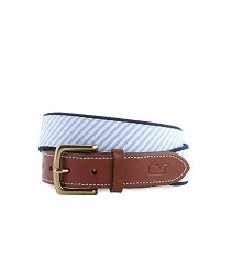 Vineyard Vines 2017 Seersucker Club Belt