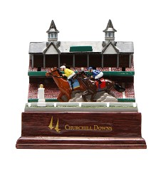 Churchill Downs Figurine