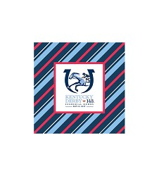 Kentucky Derby 143 Luncheon Napkin
