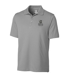 Kentucky Derby 143 Embroidered Glendale Polo Oxide Large