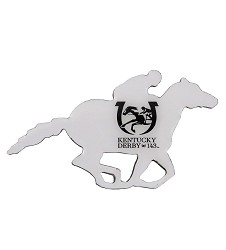 Kentucky Derby 143 Running Horse Lapel Pin,KLP1704 HORSE