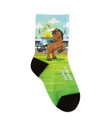 Sunshine Horse Socks