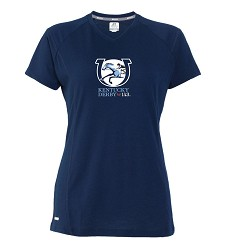 Kentucky Derby 143 Ladies Performance Tee Navy Small
