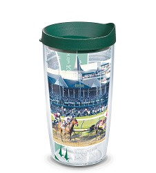 Churchill Downs First Turn Full Wrap Tumbler