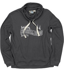Churchill Downs Ranger French Terry Funnel Neck Sweatshirt