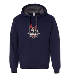 Derby 144 Official Logo Event Hoody,8KSHN 27749-1