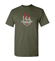 Derby 144 Official Logo Event Tee