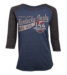 Derby 144 Deed Baseball Tee