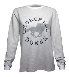 Churchill Downs Reversible Crew,T03W F17008