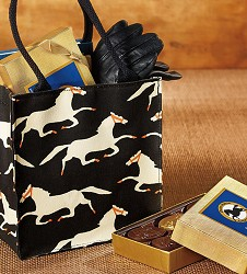 Mini Tote Chocolate Gift Set,3408FTB