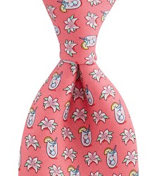 Vineyard Vines 2018 Oaks Lily Tie