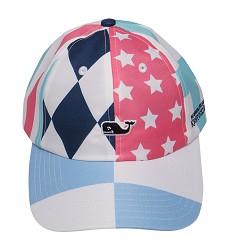 Vineyard Vines 2018 Derby Silks Party Hat