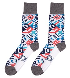 Vineyard Vines 2018 Patchwork Socks
