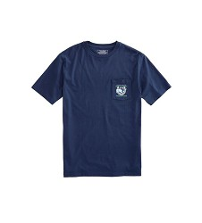 Vineyard Vines 2018 Patchwork Whale Pocket Tee