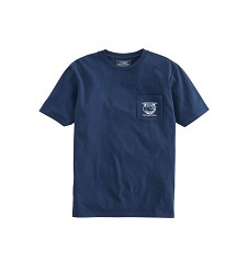 Vineyard Vines 2018 First Turn Whale Pocket Tee