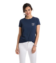 Vineyard Vines 2018 Ladies' Logo Tee