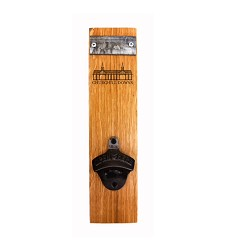 Grandstand Bottle Opener,CHURCHILL-LINES-BO
