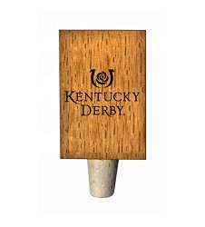 Kentucky Derby Icon Bottle Stopper,KDERB-BS