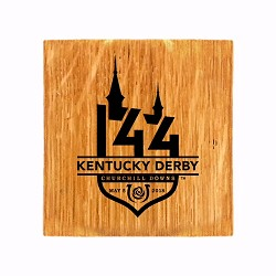 Kentucky Derby 144 Coaster & Bottle Opener