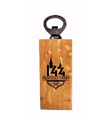 Kentucky Derby 144 Mini Bottle Opener,KDERBY-MBO