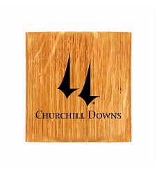 Churchill Downs Logo Coaster & Bottle Opener