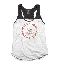 Kentucky Derby 144 Rejuvinate Ringer Tank