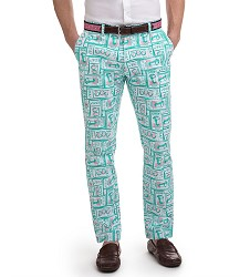 Vineyard Vines 2018 Derby Ticket Breaker Pant