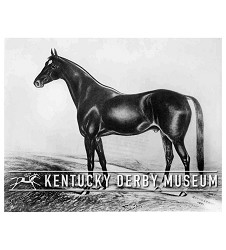 1875 Aristides Photo,Derby Photos-1870s,#1875