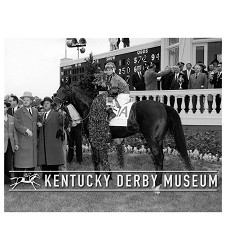 1957 Iron Leige Photo,Derby Photos-1950s,#297513