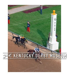 1973 Secretariat Finish Line Photo