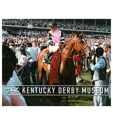 1978 Affirmed Photo,Derby Photos-1970s,#T-500-56