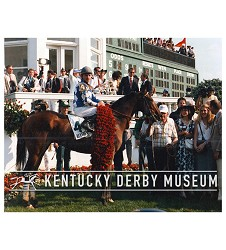 1987 Alysheba Photo,#KD87-47