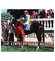 1988 Winning Colors Photo,#KD88-WC