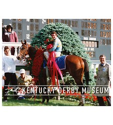 1990 Unbridled Photo,Derby Photos-1990s,#KD90-36