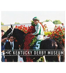 2002 War Emblem Photo,Derby Photos-2000s,#128-455-15A