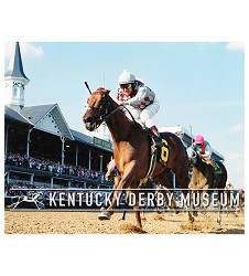 2003 Funny Cide Photo