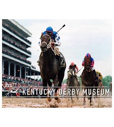 2004 Smarty Jones Photo,#130-034-8A