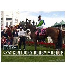 2006 Barbaro Winner's Circle Photo