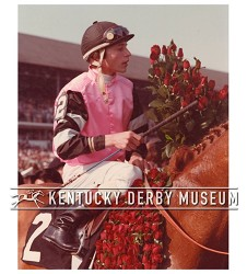 1978 Affirmed With Steve Cauthen Photo,#T-500-50