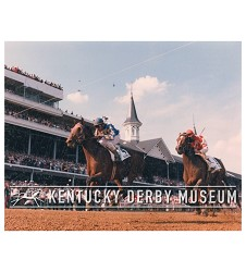 1987 Alysheba Remote Photo