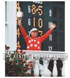 1992 Pat Day Trophy Photo