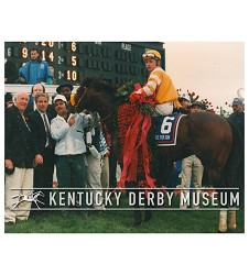 1994 Go for Gin Winners Circle Photo