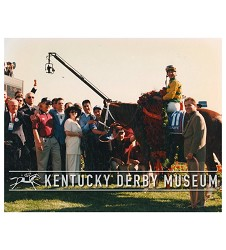 1999 Charismatic Winners Circle Photo