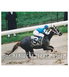 2004 Smarty Jones Stretch Photo,#130-013-19A