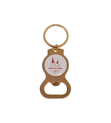 Kentucky Derby 144 Bottle Opener Keyring