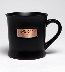 Kentucky Derby 144 Plaque Mug