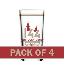 Kentucky Derby 144 Official Derby Glass [Pre-Order]