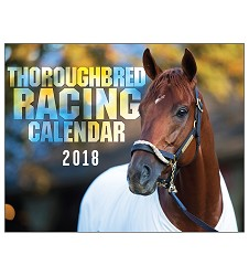 2018 Thoroughbred Racing Calendar
