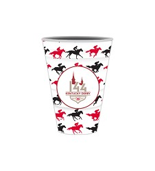 Kentucky Derby 144 Hotwalker Plastic Cups