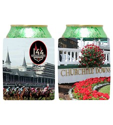 Kentucky Derby 144 Collapsible Coozie
